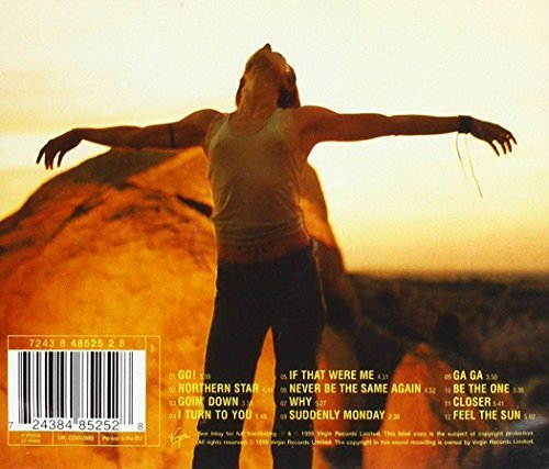 Bild 2: Melanie C, Nothern star (1999; 12 tracks, #8485252)