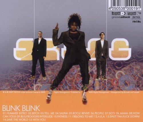 Bild 2: Frogg, Blink blink (2009)