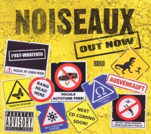 Bild 1: Noiseaux, Out now (2009)