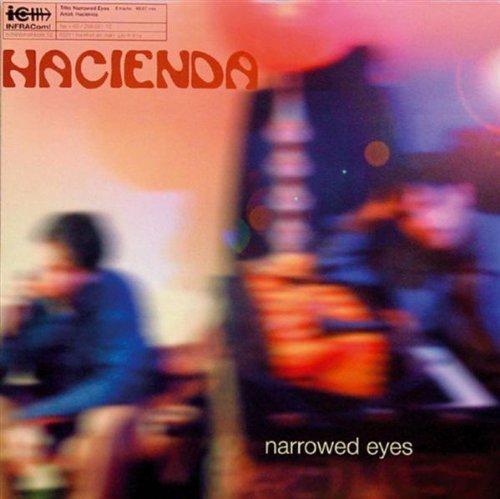 Bild 1: Hacienda, Narrowed eyes (1998)