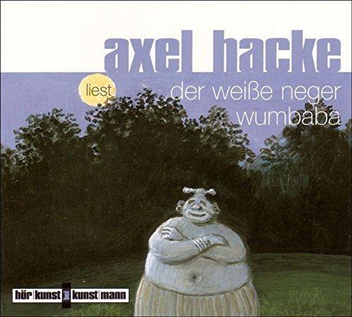 Bild 1: Axel Hacke, Liest 'Der weiße Neger Wumbaba' (2005, digi)