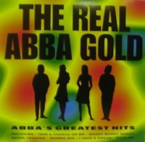 Bild 1: Abba, Real Abba gold (cover versions, not sung by Abba)