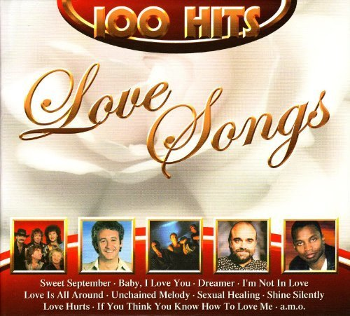 Bild 1: 100 Hits-Love Songs (Box, Eurotrend), Goombay Dance Band, Bad Boys Blue, Windows, Chyp-Notic, Haddaway..