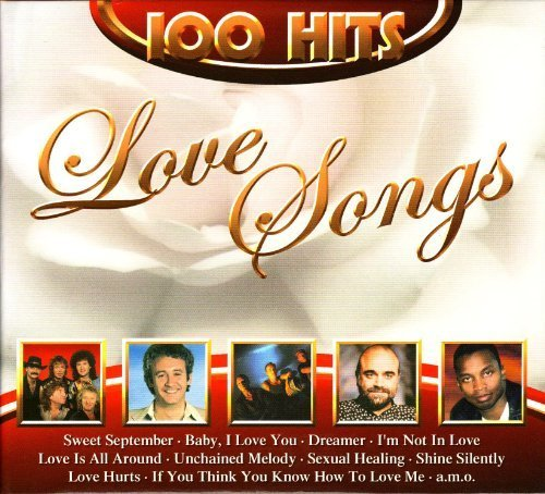 Bild 2: 100 Hits-Love Songs (Box, Eurotrend), Goombay Dance Band, Bad Boys Blue, Windows, Chyp-Notic, Haddaway..