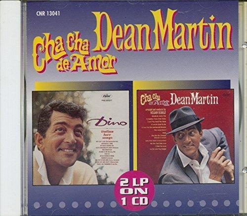 Bild 1: Dean Martin, Cha cha de amor/Dino-Italian love songs (I, 24 tracks, 1996)