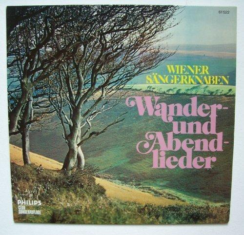 Bild 1: Wiener Sängerknaben, Wander-und Abendlieder