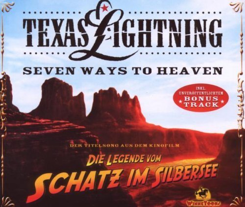 Bild 1: Texas Lightning, Seven ways to heaven (2 tracks, 2009)