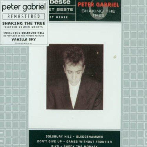 Bild 1: Peter Gabriel, Shaking the tree-16 golden greats (1990/2002)
