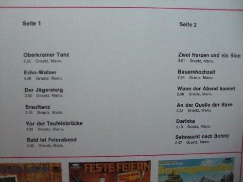 Bild 3: Helmut Graetz, Tanz in Oberkrain (& Blegos-Buam)