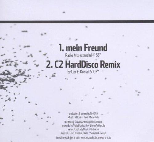 Bild 2: Mia., Mein Freund (2008; 2 tracks)