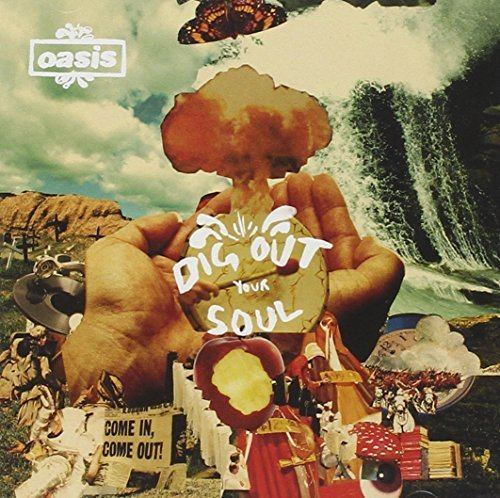 Bild 1: Oasis, Dig out your soul (2008)