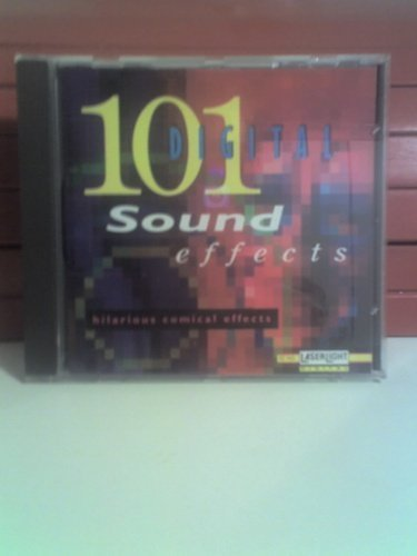 Bild 1: 101 digital Sound Effects, Sounds of nature