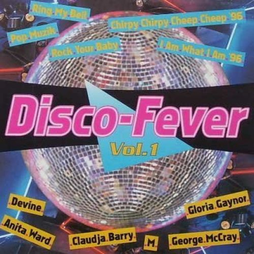 Bild 1: Disco-Fever 1 (#eurotrend157.151), B. T. Express, M, Anita Ward, Gary's Gang, Mac & Katie Kissoon..