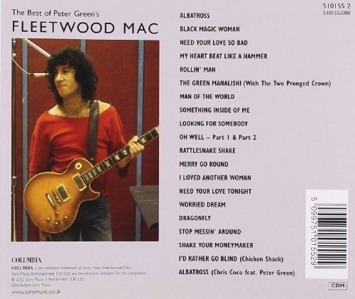 Bild 2: Fleetwood Mac, Best of Peter Green's (20 tracks, 2002)