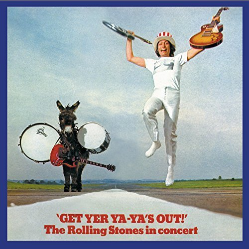 Bild 1: Rolling Stones, Get yer ya-ya's out! (1970, DSD remastered)