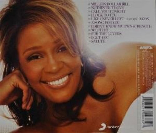 Bild 2: Whitney Houston, I look to you (2009)