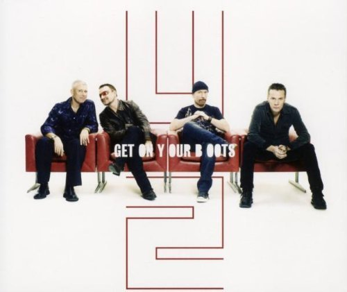 Bild 1: U2, Get on your boots (2009; 2 tracks)