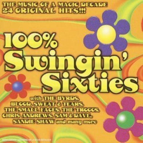 Bild 1: 100% Swingin' Sixties, Sandie Shaw, Aretha Franklin, Archies, Byrds, Sam & Dave..