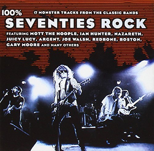Bild 1: 100% Seventies Rock-17 Monster Tracks, Mott The Hoople, Climax Blues Band, Gun, Family, Ufo, Ian Hunter..