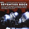 100% Seventies Rock-17 Monster Tracks, Mott The Hoople, Climax Blues Band, Gun, Family, Ufo, Ian Hunter..