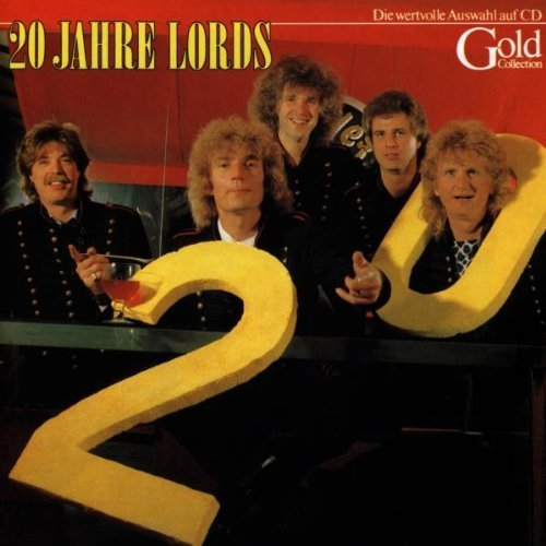 Bild 1: Lords, 20 Jahre Lords-Gold collection (16 tracks, 1988)