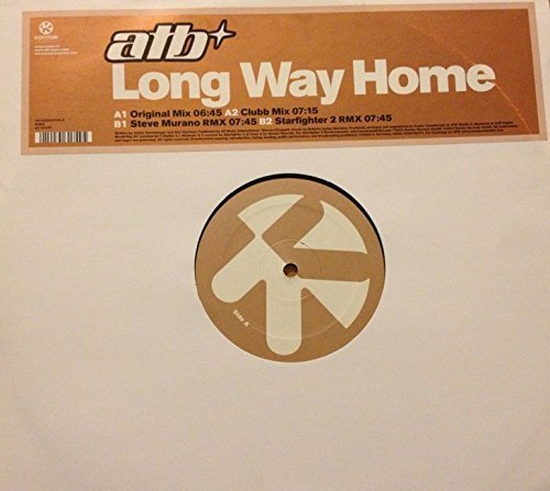 Bild 2: ATB, Long way home (4 versions, 2003)