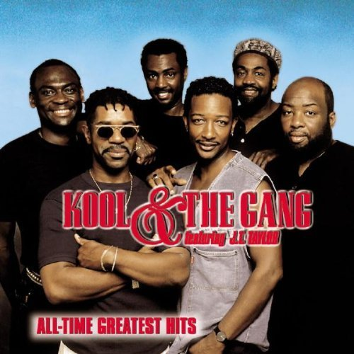 Bild 1: Kool & the Gang, All-time greatest (1998, feat. J.T. Taylor)