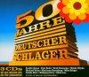50 Jahre Deutscher Schlager (2005, SonyBMG), Freddy Quinn, Heidi Brühl, Gitte, Nicole, Mike Krüger, Xanadu..