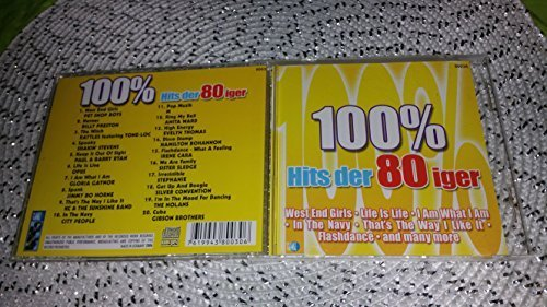 Bild 1: 100% Hits der 80iger (20 tracks), Pet Shop Boys, Shakin' Stevens, Opus, Jimmy Bo Horne, M, Stephanie..
