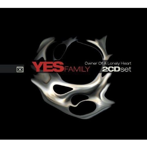 Bild 1: Yes, Family-Owner of a lonely heart (compilation, 2004, v.a.: Jon Anderson, Chris Squire..)