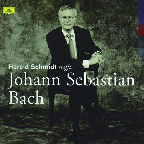 Bild 1: Bach, Harald Schmidt trifft (DG, 2001)