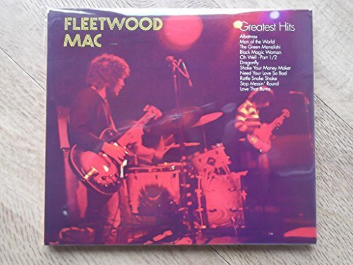 Bild 1: Fleetwood Mac, Greatest hits (1968-1971/98, digi)