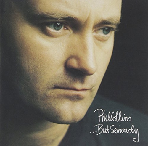 Bild 1: Phil Collins, ..but seriously (1989, US)
