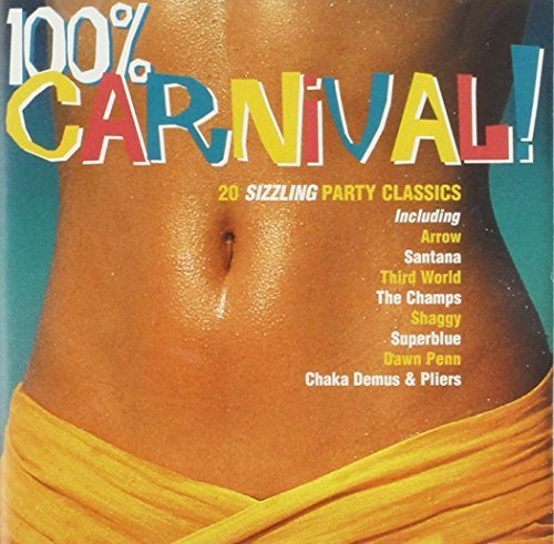 Bild 1: 100% Carnival, Ricky Martin, Eddy Grant, Sergio Mendes & Brasil 66, Gibson Brothers, Miriam Makeba..