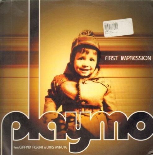 Bild 1: Playmo, First impression (8 tracks, feat. Grand Agent & Laas Minute)