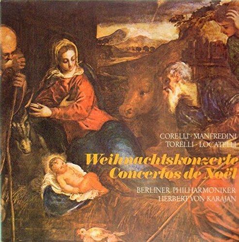 Bild 1: I Musici, Weihnachtskonzerte (Corelli, Manfredini, Torelli..; Philips)