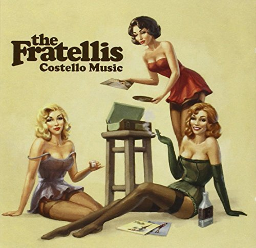 Bild 1: Fratellis, Costello music (2006, #1707193)