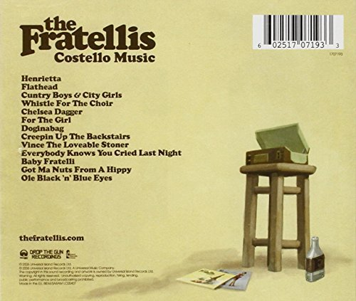 Bild 2: Fratellis, Costello music (2006, #1707193)