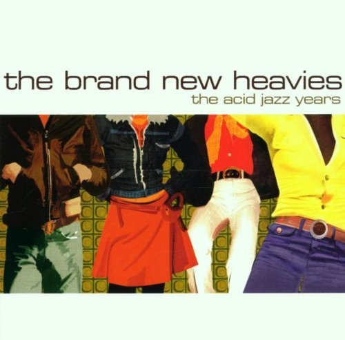 Image 1: Brand New Heavies, Acid jazz years (2001)