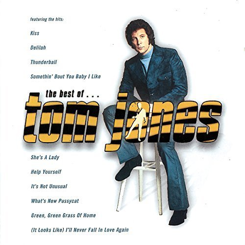 Bild 1: Tom Jones, Best of (21 tracks, 1997, Deram)