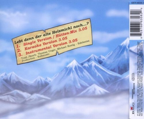Bild 2: Die lustigen Holzwürmer, Lebt denn der alte Holzmichl noch..? (2004)