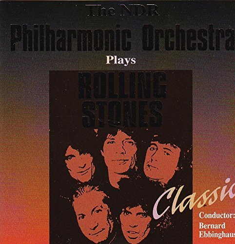 Bild 1: Rolling Stones, NDR Philharmonic Orchestra plays Rolling Stones classic (1993)