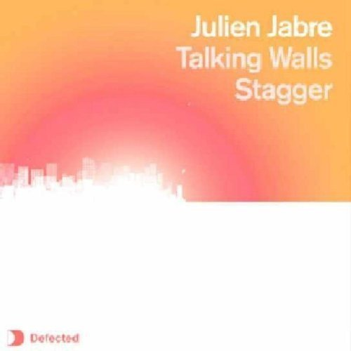 Bild 1: Julien Jabre, Talking walls/Stagger (2008, cardsleeve)