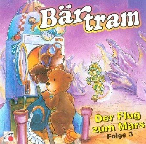 Bild 1: Bärtram, 3-Der Flug zum Mars