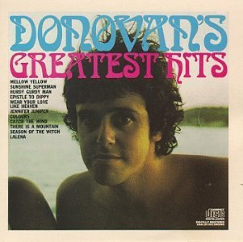 Bild 1: Donovan's, Greatest hits (11 tracks, 1969, US)