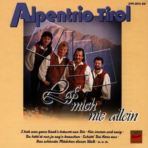 Bild 1: Alpentrio Tirol, Laß mich nie allein (compilation, 1996, Koch Gold)