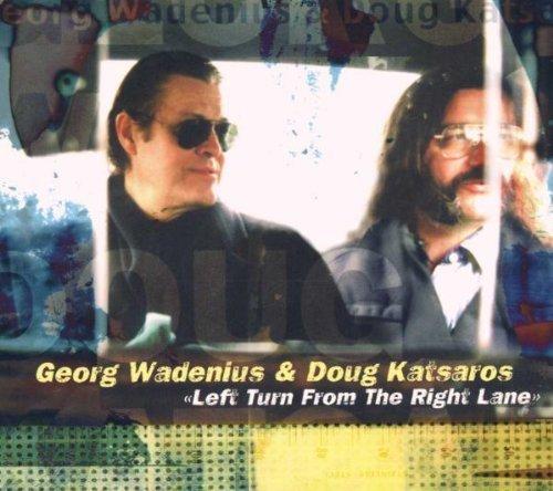 Bild 1: Georg Wadenius, Left turn from the right lane (1999, digi, & Doug Katsaros)