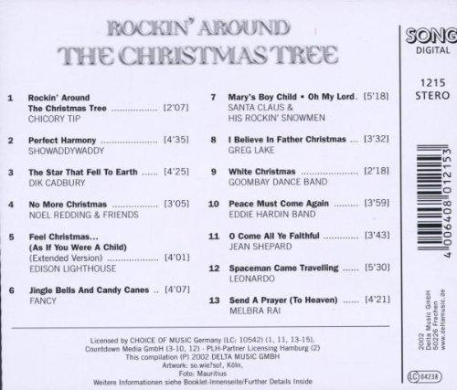 Bild 2: Rockin' around the Christmas Tree, Chicory Tip, Showaddywaddy, Dik Cadbury, Greg Lake, Goombay Dance Band..