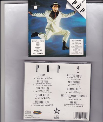 Bild 1: 10 Star Collection-Pop 2, Bros, Bucks Fizz, Tina Charles, Taylor Dayne, Samantha Fox..