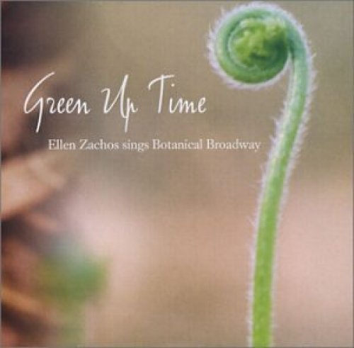 Bild 1: Ellen Zachos, Green up time-Botanical Broadway (2003, US)